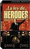La Ley de Herodes (Herods Law) [VHS]