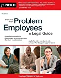 img - for Dealing With Problem Employees: A Legal Guide by Amy DelPo Attorney (2011-09-26) book / textbook / text book
