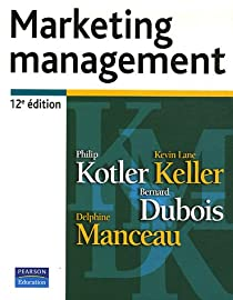 Marketing management par Kotler