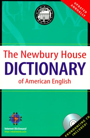 The Newbury House Dictionary of American English ( Book & CD-ROM)