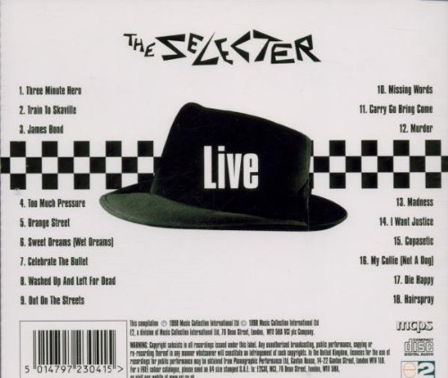 Selecter Live