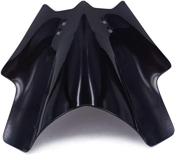 Fast Pro schermo nero parabrezza ABS Shield per moto KTM 125/250/390/Duke Motorbike
