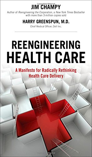 Reengineering Health Care  A Manifesto For Radically Rethinking Health Care Delivery