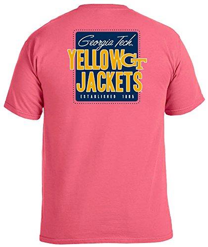 NCAA Marquee Comfort Color Short Sleeve T-Shirt
