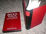 Brockhaus Enzyklopädie in 24 Bdn. - Weltatlas