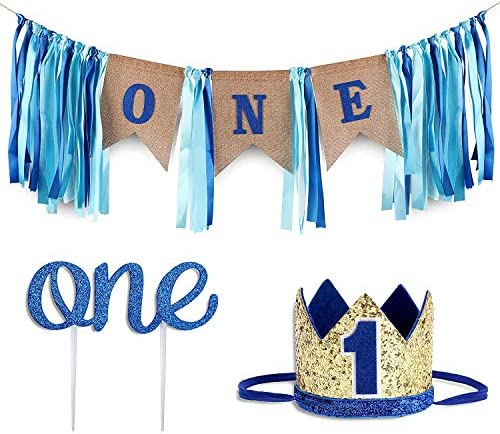 Baby 1st Birthday Decorations Crown product image