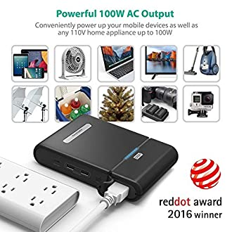 Portable AC Power Supply Image