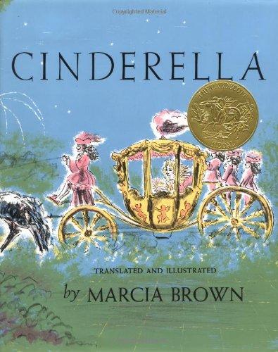 Cinderella - Books Little Children Brown