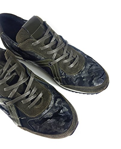 Otto Van Rhusk Femme Camouflage sneakers with lace 5000/013