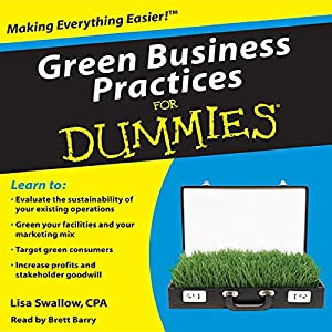 Green Business Practices For Dummies Audiobook