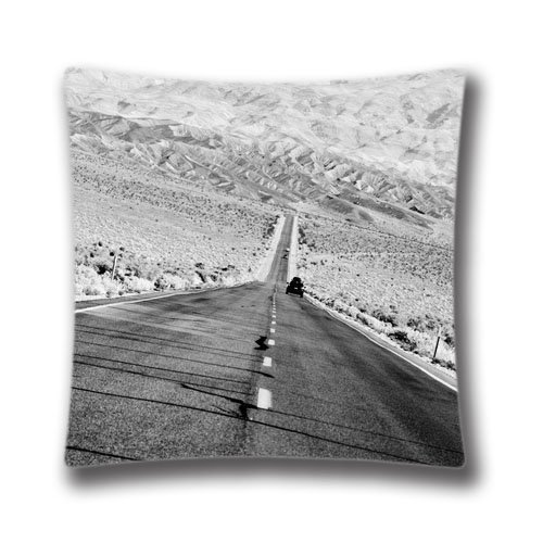 Great Divide Fabric (18x18 inches Across A Great Divide Decorative Pillow Case Soft Fabric Square Cushion Cover (Twin sides) AnasaC30201)