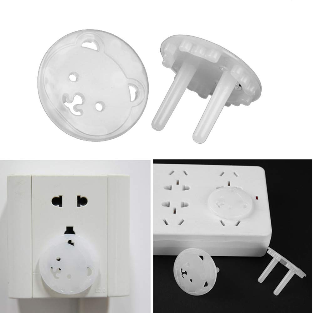 10pcs Australia//Germany Power Socket Outlet Plug Baby Safety Protector Cover
