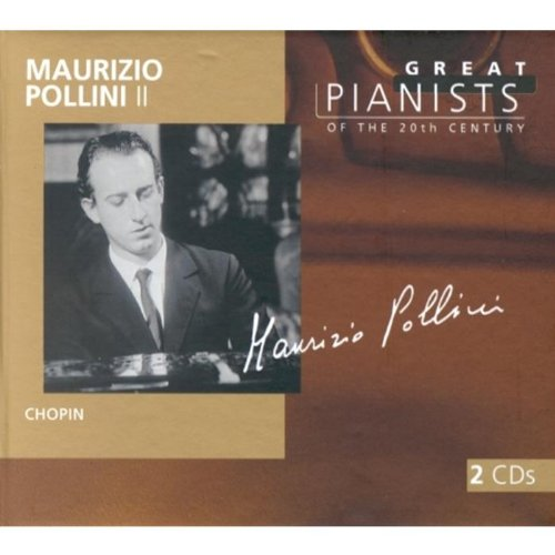 Maurizio Pollini 2 (II) (Great Pianists of the Century series) - Chopin (2 CDs)