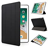 iHarbort iPad 9.7 Case 2017/2018 - Multi-Angles Smart Cover Holder Stand PU Leather