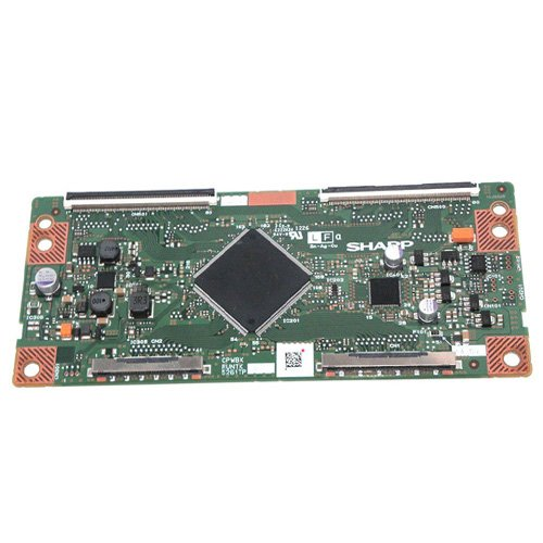 Simply Silver - RUNTK5261TPZG CPWBXRUNTK5261TP (ZH) T-CON Board for Vizio E601i-A3 Replacement by Simply Silver