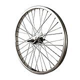 Sta-Tru Steel Coaster Brake Hub Rear Wheel (20X1.75-Inch)