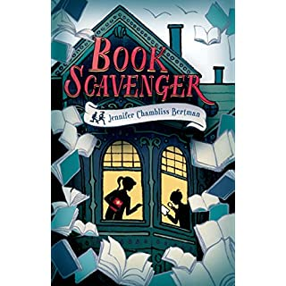 Book Scavenger (The Book Scavenger series 1)
