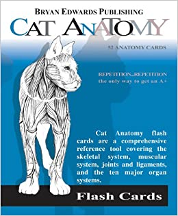 Cat Anatomy 9781878576187 Medicine Health Science Books