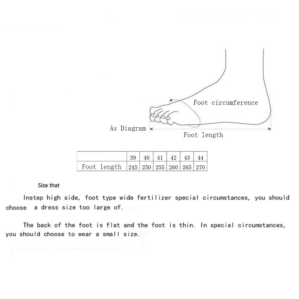 CAI Gestrickte Turnschuhe der Männer Frühling Fall Breathable Bequeme Stricken die die Stricken laufenden Schuhe der Männer Studenten-beiläufige Reise-   Sport-Schuhe (Farbe   Grau, Größe   41) 2b78f3