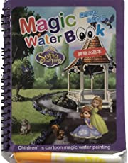 Magic Paint with Water - No Mess No Stains - Fun and Educational (Sophia)