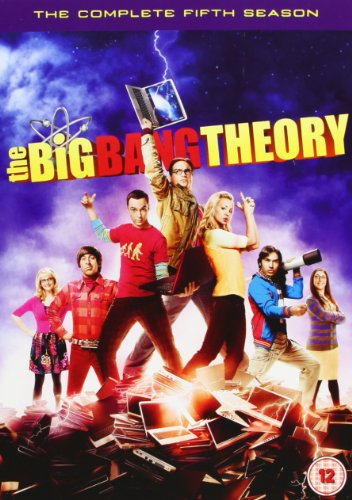 The Big Bang Theory  Temporada 5  720p  Dual Latino-Ingles
