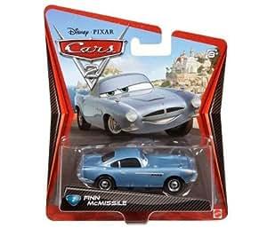 Mattel Disney Pixar Cars 2 - Finn McMissile