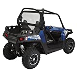 Classic Accessories 18-107-010401-00 Black QuadGear UTV Rear Window