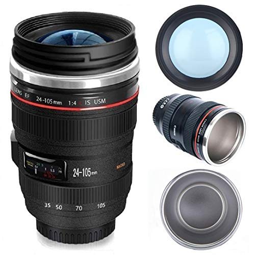 Camera Stainless Photographer Thermos TMANGO product image