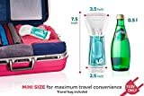 Steamer for Clothes Mini - Portable, Handheld