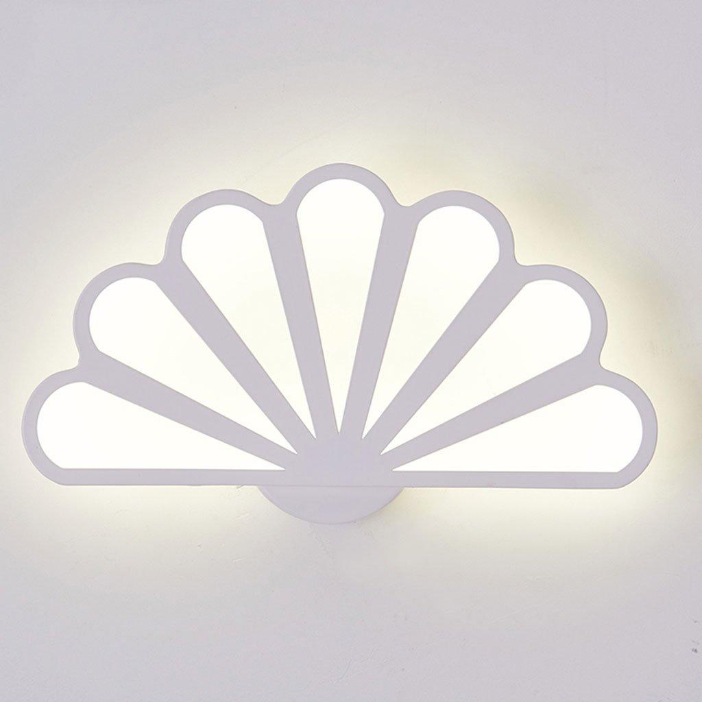 Unbekannt Met Love LED Schlafzimmer Nachttischlampe Zimmer Gang Flur Lichter Wohnzimmer Kinderzimmer warme Moderne einfache Wandbeleuchtung