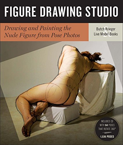 Figure Drawing Studio: Drawing and Painting the Nude Figure from Pose - Gallery Nude Guys