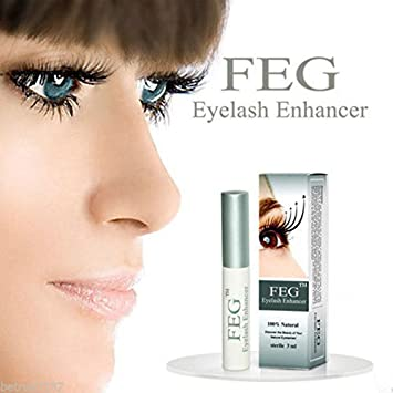 3bddcd97bb3 FEG Eyelash And Eyebrow Brow Enhancing & Lengthening Serum. 100% NATURAL &  Highest Quality