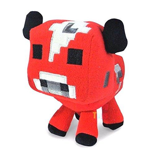 New Minecraft Animal Plush Toys Stuffed Soft Doll - Moshroom Kids Christmas Gift