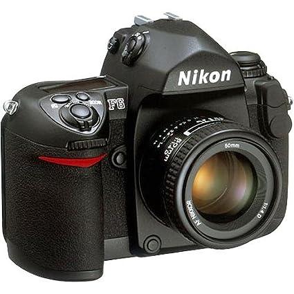 Amazoncom Nikon F6 Af 35mm Film Slr Camera Body Only Camera