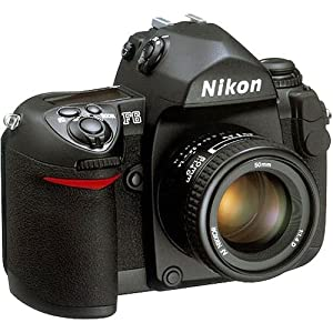 Amazon.com : Nikon F6 AF 35mm Film SLR Camera (Body Only) : Camera ...