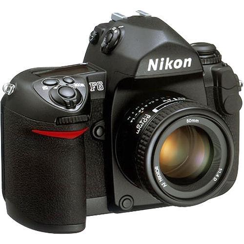 Nikon F6 AF 35mm Film SLR Camera (Body Only) 1799