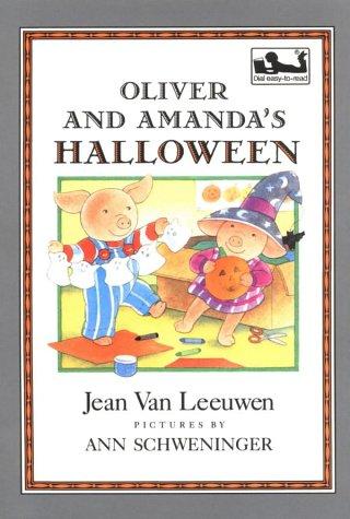 Oliver and Amanda's Halloween -