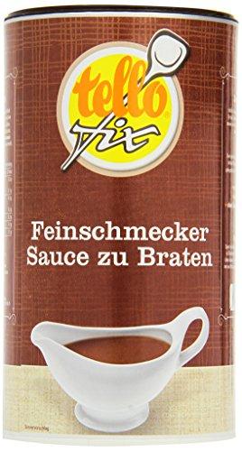 tellofix Feinschmecker-Sauce , 1er Pack (1 x 752 g Packung)