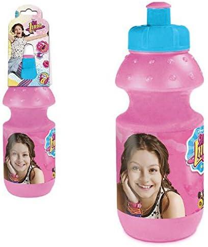 Soy Luna Botella cantimplora plastico (Suncity SLA102262)