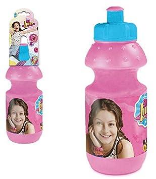 Soy Luna Soy Botella cantimplora plastico (Suncity SLA102262)