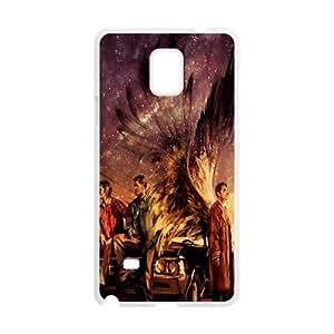supernatural fan art Phone Case for Samsung Galaxy Note4