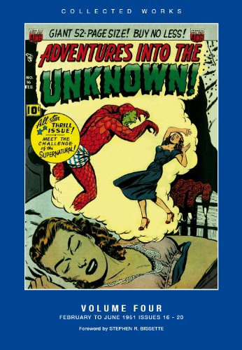 Adventures into the Unknown: # 4: American Comics Group Collected Works