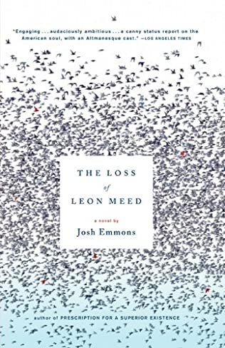 book cover of The Loss of Leon Meed