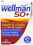 Vitabiotics Wellman 50+ Advanced Vita...