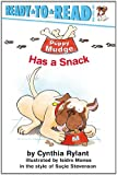 Puppy Mudge Has a Snack, Cynthia Rylant, 0689869959