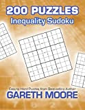 Inequality Sudoku: 200 Puzzles, Gareth Moore, 1479221783