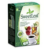 Sweetleaf Natural Stevia Sweetener,70 Packets (4 pack)