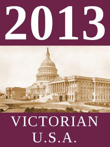 Victorian U.S.A. 2013 Calendar (US Edition)