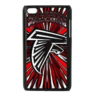 Atlanta Falcons Team Logo iPod Touch 4 Case Black present pp001_9796589