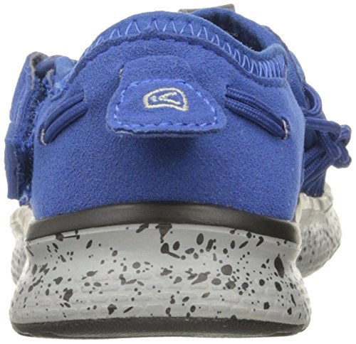 Keen Uneek O2, Sandalias de Senderismo Unisex Niños Azul (True Blue/neutral Grey)